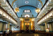 Kazinczy street synagogue Budapest