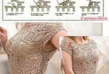 Dress/Blouse-Crochet