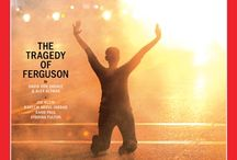 Adweek's Best Magazine Covers of the Year / From Time's powerful image of Ferguson to New York magazine's celebration of Lupita Nyong'o, these are the finalists for best magazine cover of the year. http://bit.ly/1yKWYmi
