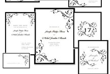 Wedding invitations / by Crystal Nelson
