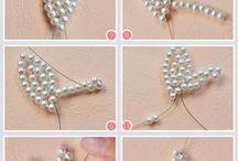 bridal pearl tutorial