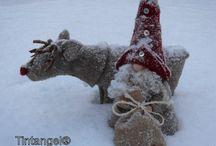 Tomte/ Christmas