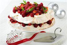 Mat: Kaker og desserter
