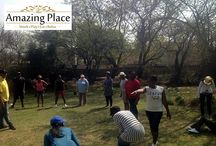 Swift Silliker Corporate Fun Day Team Building Event / Swift Siliker recently chose The Amazing Place to host their team building event in Sandton.