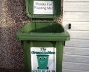 Reduce, re-use, recycle!