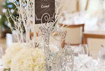 Christmas - weddings and decorations
