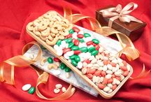 Nuts for the Holidays! / Gift baskets, thanksgiving, Christmas, new year.