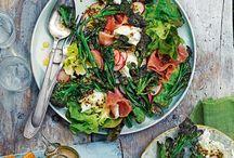 Salater / Salater og forretter