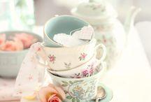 Détente, tea time..,