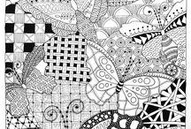 Zen-doodle Idea's Corner