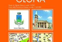 OLGIATE OLONA / La mappa del comune e tutte le informazioni utili della città