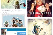 Roberto Gómez Bolaños / Se fue una parte de mi niñez contigo