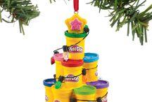 Play-Doh / Play-Doh Tree Ornaments