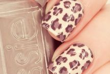 Nailed It in Animal Prints