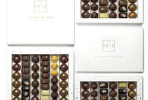 La Fête Christmas / Celebrating the light of Christmas. An incredible variety of pralines, crunchies, dulce de leche, and other delicacies that will help make your Christmas celebration special.