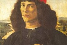 Botticelli / Italian paintings by Botticelli