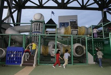 Family Places & Spaces / Safeco Field is filled with things for families to see and do. Check it out.