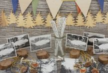Lodge themed party