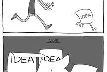 sleepless creativity