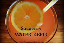 Drinks - Waterkefir