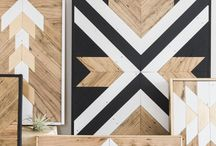 I can dream.....timber wall art