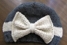 Hats Knits-Crochet / by Maria Elvia