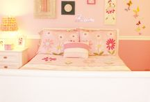 Pressly's Pink Bedroom / by Andrea Marsh