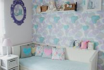 COZY HOME Girls room:)