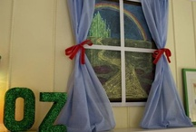 Wizard of oz room project