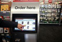 Kiosk Retail / kiosks in retail