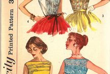 All the pretty tops / Clothing for the upper half of the body / by Tallulah Twirl