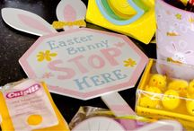 Easter / Toddler crafts and bakes