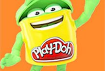 Play Doh Videos For Kids / Interesting Video about molding Play Doh for Pepps Pig, Fun videos, Kinder Surprise and etc.