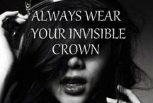 Tiaras, Crowns, Jewelry / by Natalie Ann
