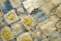 Quilts by hand