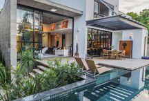 Arquitetura Residencial / by Valquiria Salles