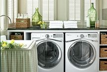 Laundry Room / by Alonna Bailey