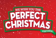 2015 Perfect Christmas Preview! / We won't tell Santa if you peek!  In stores NOW: a season's worth of savings & your exclusive preview of our merriest NEW Christmas fragrances. Stop by & grab yours TODAY!  / by Bath & Body Works