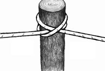 Rope Work           綱結び方