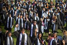Commencement Ceremonies / Cal State Fullerton is expected to graduate thousands of students on May 25-26. Join us on their journey as we pin their story and links to all things graduation.