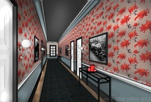 Hotel Designs / Chic boutique hotel designs can be created affordably.   Our experts are here for you.