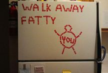 """Fatty Fatty 2x4.... / So tired of feeling weak & tired! So tired of always """"wanting"""" to make a change! NOW IT'S TIME TO, NO MORE EXCUSES!!!"""