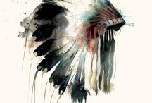 Native American Art Inspiration