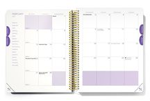 The 2017 Desire Map Daily Planner / The DAILY planner for the highly scheduled, detailed thinkers, and awesome A types who love keeping track of all the big and little things. This day planner, based on the bestseller The Desire Map by Danielle LaPorte, is more than a weekly organizer.   This agenda incorporates your soul and your to-do list; your gratitude and your goals; your deepest desires with your day-to-day.  AVAILABLE NOW FOR 2017.