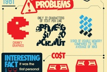 Cool Infographics / Cool Infographics about a variety of things. / by Kris Cain, LittleTechGirl Media
