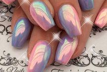 Nails art❤