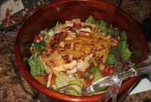 Salads / Salads and dressings