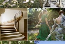 green, grey and white / by Lils N