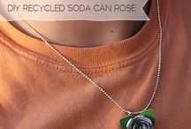 Reciclado adultos latas
