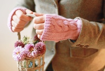 Wrist warmers / by Sara Anthony-Boon (BSc Hons.)